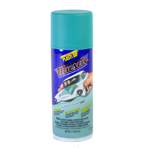 Plasti Dip Spray Tropical Turquoise